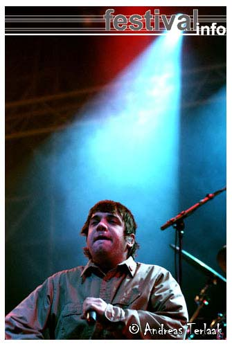 The Bloodhound Gang op Lowlands 2004 foto