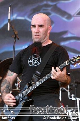 Anthrax op Wacken Open Air 2004 foto