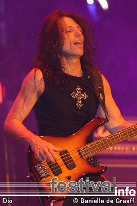 Dio (Ronnie James) op Wacken Open Air 2004 foto