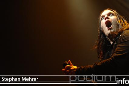 Foto Shinedown op Disturbed - 13/10 - Heineken Music Hall