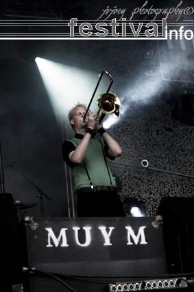 Make up your mind op Xnoizz Flevo Festival 2008 foto