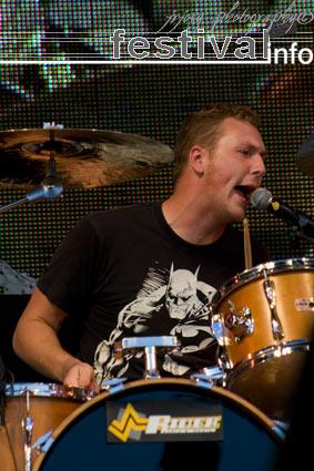 Flatfoot 56 op Xnoizz Flevo Festival 2008 foto