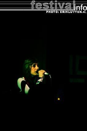 Foto YELLE op Iceland Airwaves Festival 2008
