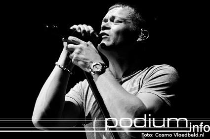 Foto 3 Doors Down op 3 Doors Down - 23/10 - Heineken Muisc Hall