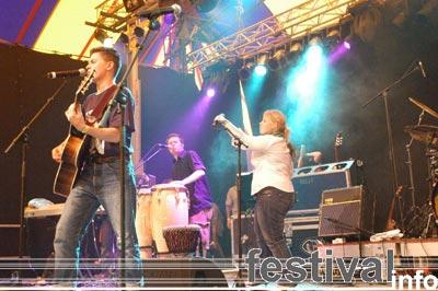 The Kelly Family op Huntenpop 2004 foto