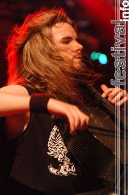 Apocalyptica op Huntenpop 2004 foto