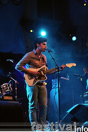Foto Noah and the Whale op London Calling #2 2008