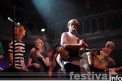 Foto Bombay Bicycle Club op London Calling #2 2008