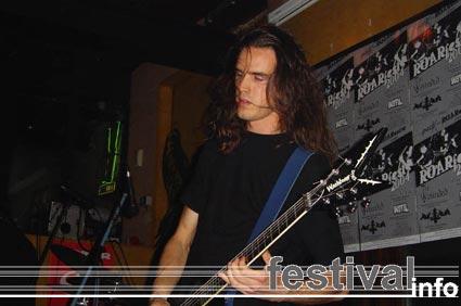 The Wounded op Roarfest 2004 foto