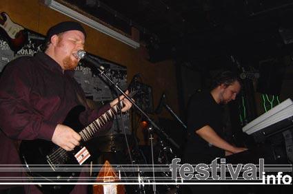 Foto The Wounded op Roarfest 2004