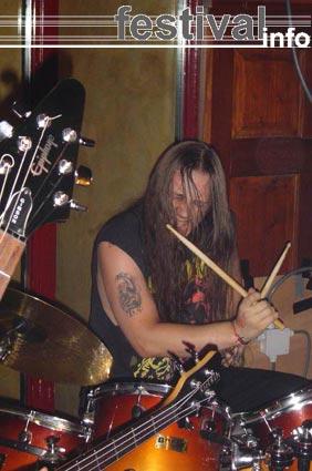 Dying Flame op Roarfest 2004 foto