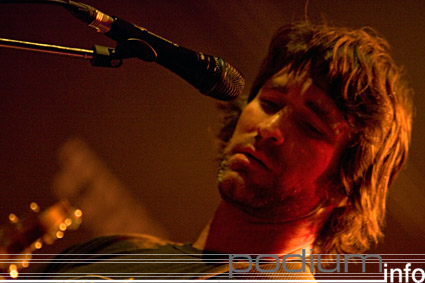 Foto Pete Murray op Pete Murray - 26/11 - Tivoli