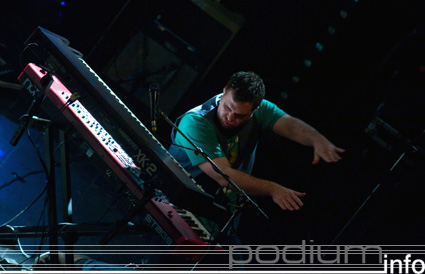 Foto Pete Murray op Pete Murray - 26/11 - Tivoli