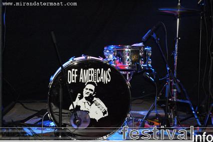 Foto Def Americans op Speedfest 2008