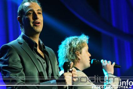 Foto Veldhuis & Kemper op Top 2000 in Concert - 11/12 - Heineken Music Hall