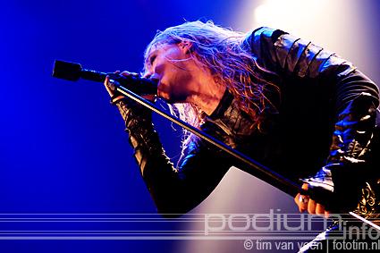 Foto Keep of Kalessin op Metalfest 2008 - 21/12 - Melkweg