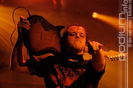 Foto Aborted op Metalfest 2008 - 21/12 - Melkweg