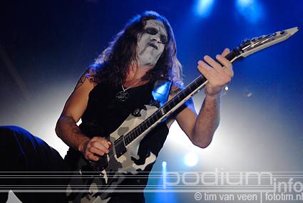 Foto Marduk op Metalfest 2008 - 21/12 - Melkweg