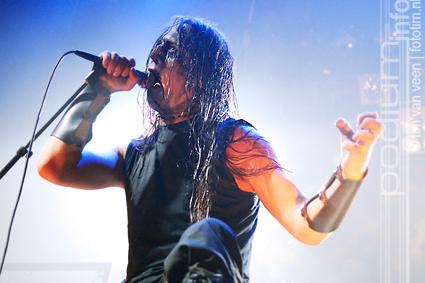 Marduk op Metalfest 2008 - 21/12 - Melkweg foto