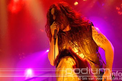 Foto Kataklysm op Metalfest 2008 - 21/12 - Melkweg