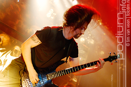 Kataklysm op Metalfest 2008 - 21/12 - Melkweg foto