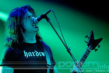 Morbid Angel op Metalfest 2008 - 21/12 - Melkweg foto