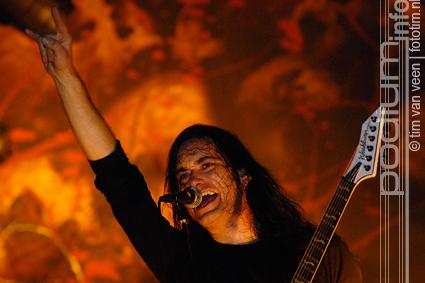 Arsis op Metalfest 2008 - 21/12 - Melkweg foto