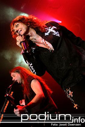 Whitesnake op Whitesnake - 21/12 - 013 foto