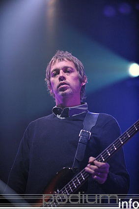 Oasis op Oasis - 21/1 - Heineken Music Hall foto