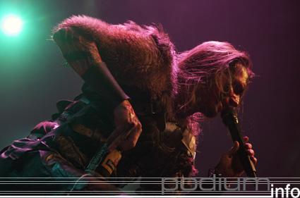 Foto Turisas op DragonForce - 28/1 - 013