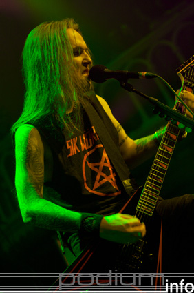 Foto Bodom After Midnight op Children of Bodom - 12/2 - Paradiso