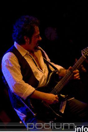 Foto Steve Lukather op Steve Lukather - 26/2 - Tivoli