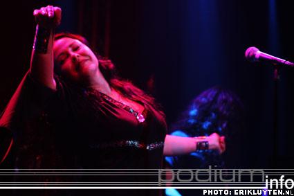 Ava Inferi op Hellhound Fest - 28/2 - De Boerderij foto