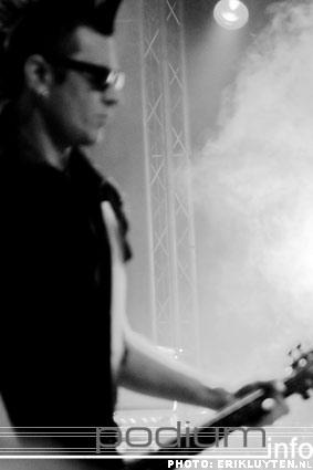 The 69 Eyes op Hellhound Fest - 28/2 - De Boerderij foto