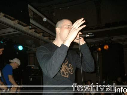 No Turning Back op Arnhem Hardcore Meeting 2005 foto