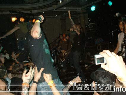 Panic op Arnhem Hardcore Meeting 2005 foto