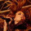 Foto Nikki te Bevrijdingsfestival Flevoland 2009