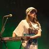 Foto The Ting Tings te Bevrijdingsfestival Groningen 2009