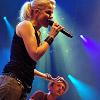 Foto Ilse DeLange op Dauwpop 2009