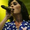Foto Katy Perry op Pinkpop 2009