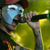 Foto Hollywood Undead te Pinkpop 2009