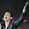 Foto Depeche Mode te TW Classic 2009