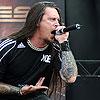 Foto  op Graspop Metal Meeting 2009