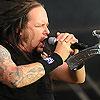 Foto Korn te Graspop Metal Meeting 2009