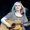 Amy Macdonald foto Rock Werchter 2009