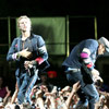 Foto Coldplay op Rock Werchter 2009