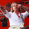 Foto Eagles of Death Metal te Roskilde 2009