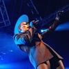 Foto Grace Jones op Roskilde 2009
