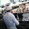 Foto  op TMF Awards Festival 2009