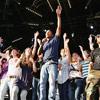 Foto N*E*R*D* op TMF Awards Festival 2009